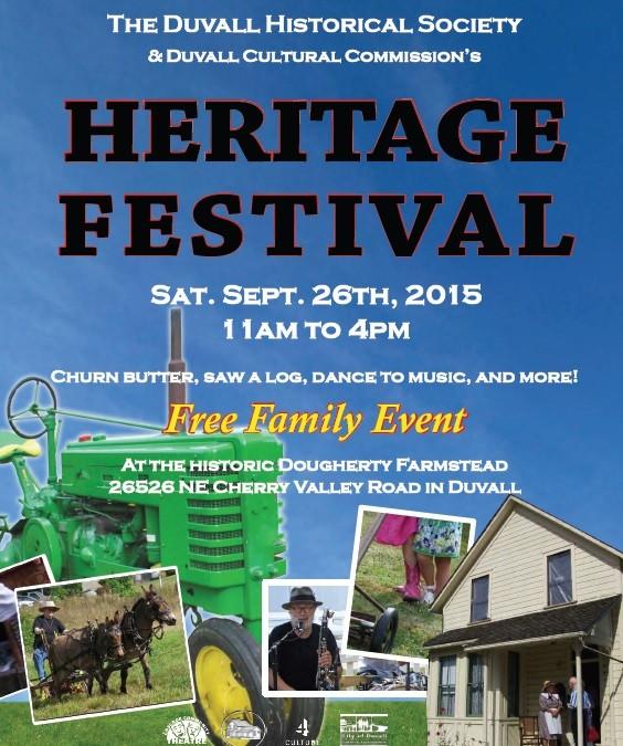 Duvall Heritage Festival