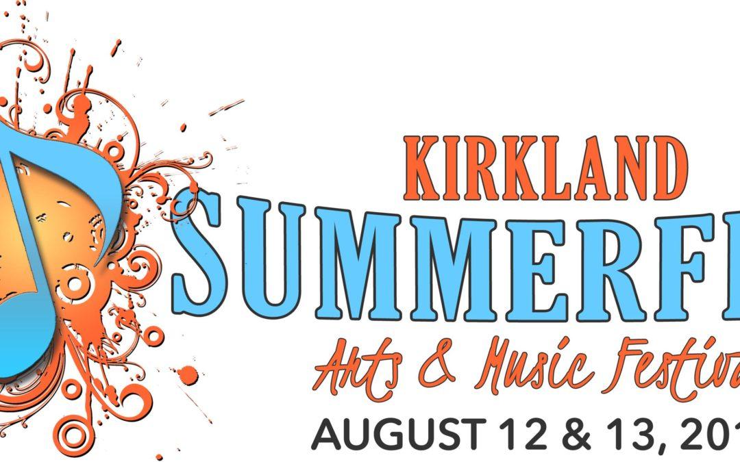 Kirkland Summerfest!