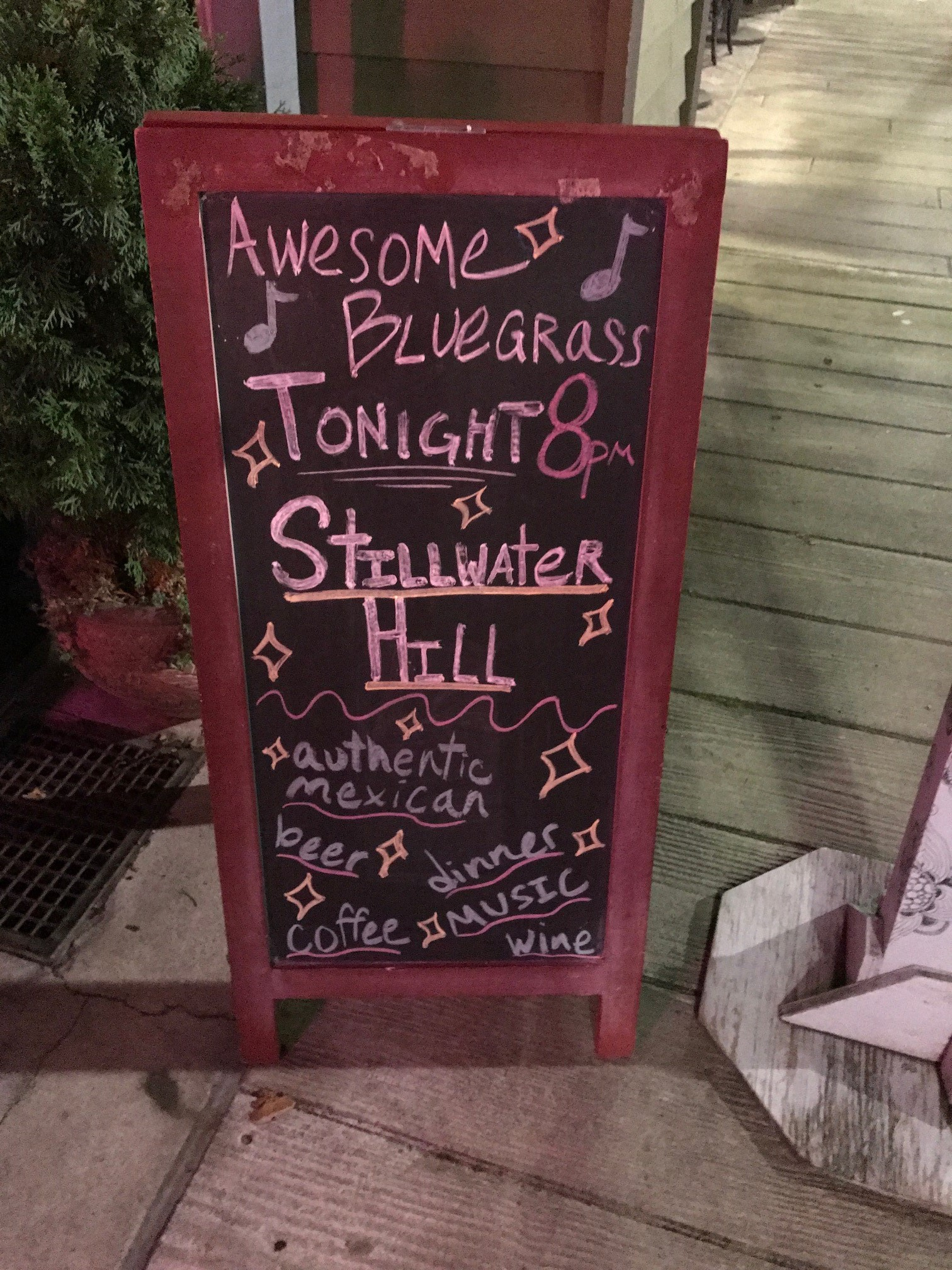 Stillwater Hill Live!